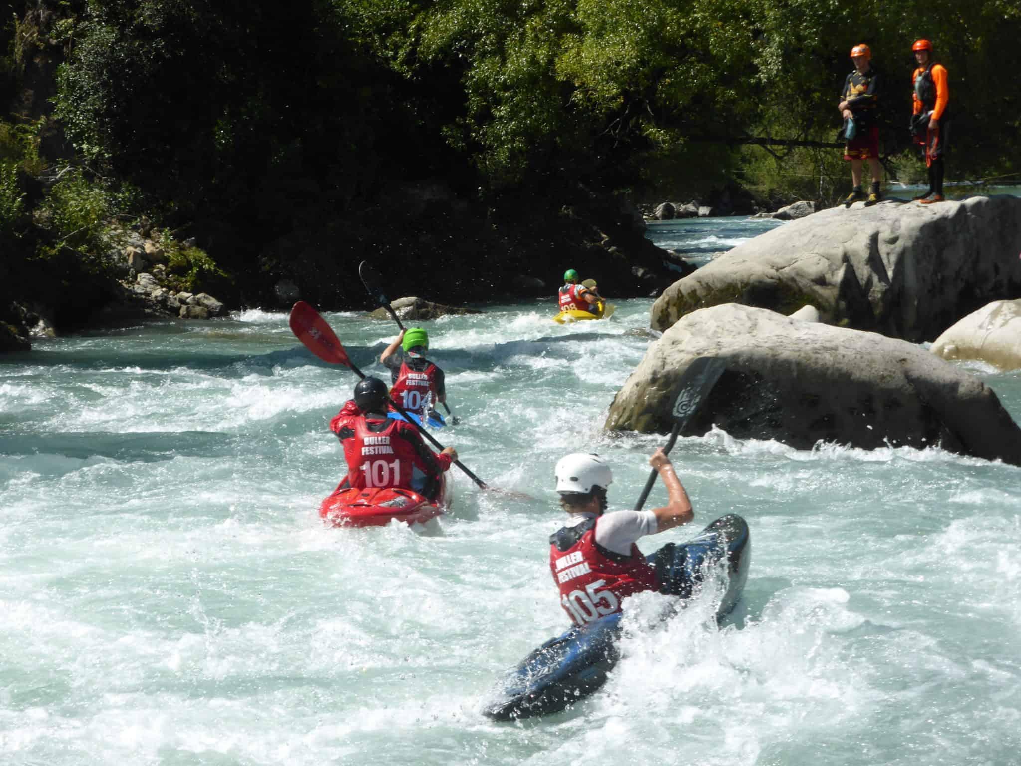 Buller Fest Kayaking Festival 2016