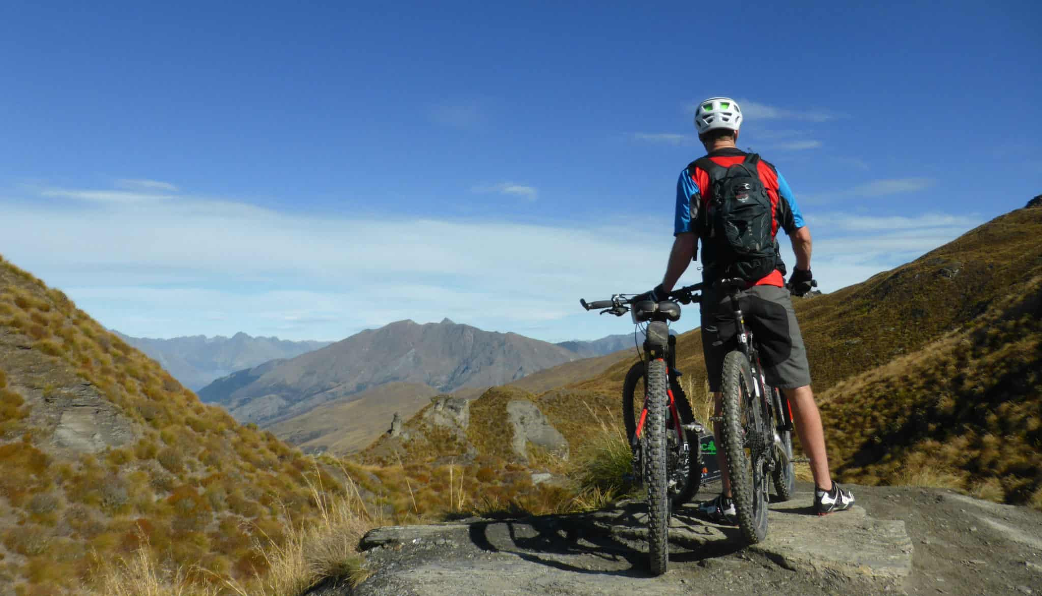 Coronet Peak Mountain Biking