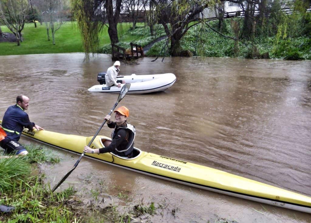 Rodney Coast Challenge Paddle