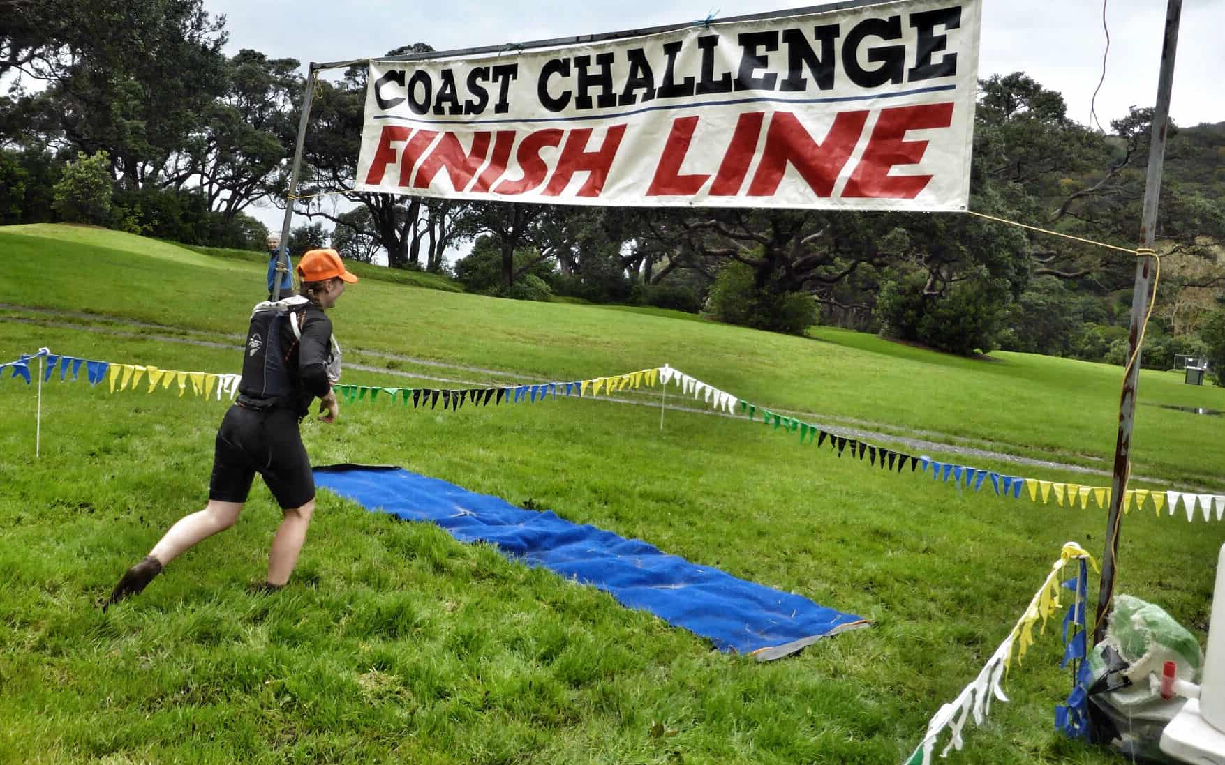 Rodney Coast Challenge