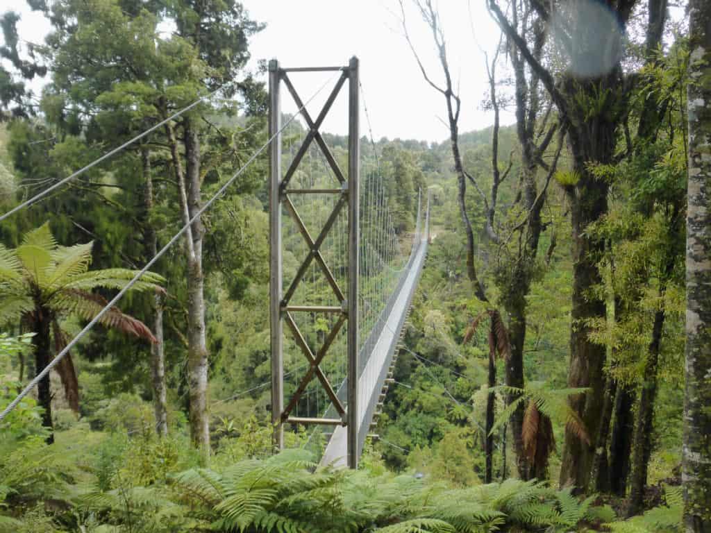 NZ's longest suspension bridges