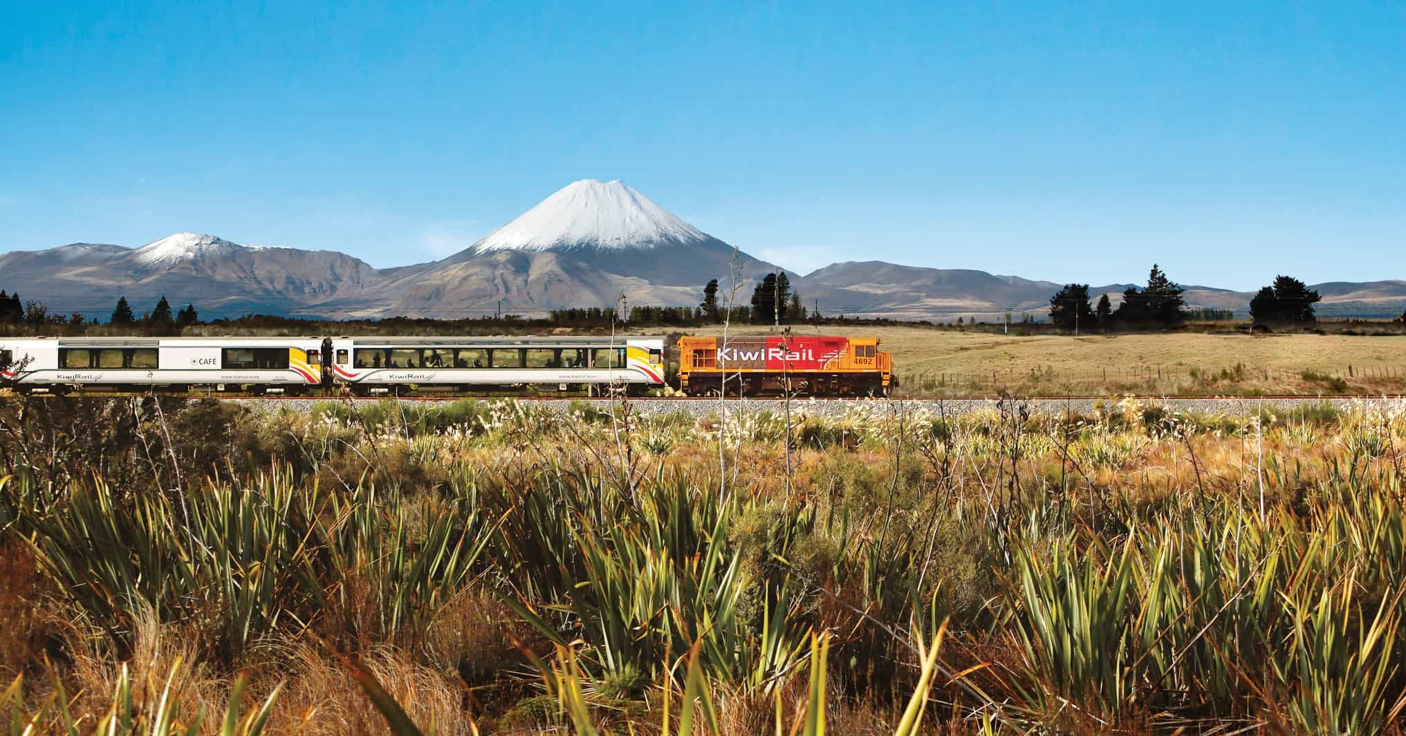 The Northern Explorer Train Journey