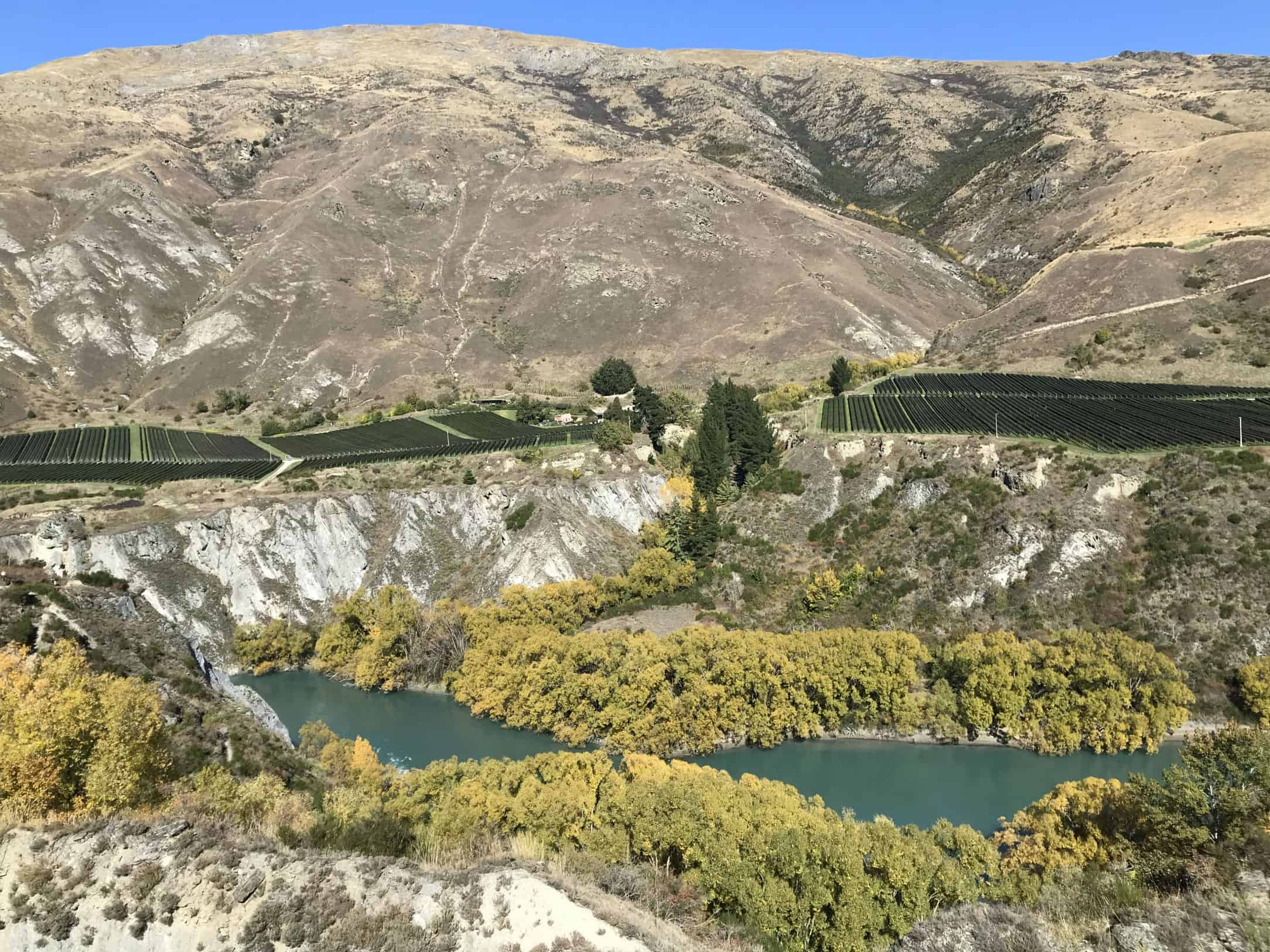 Queenstown Cycle Trails