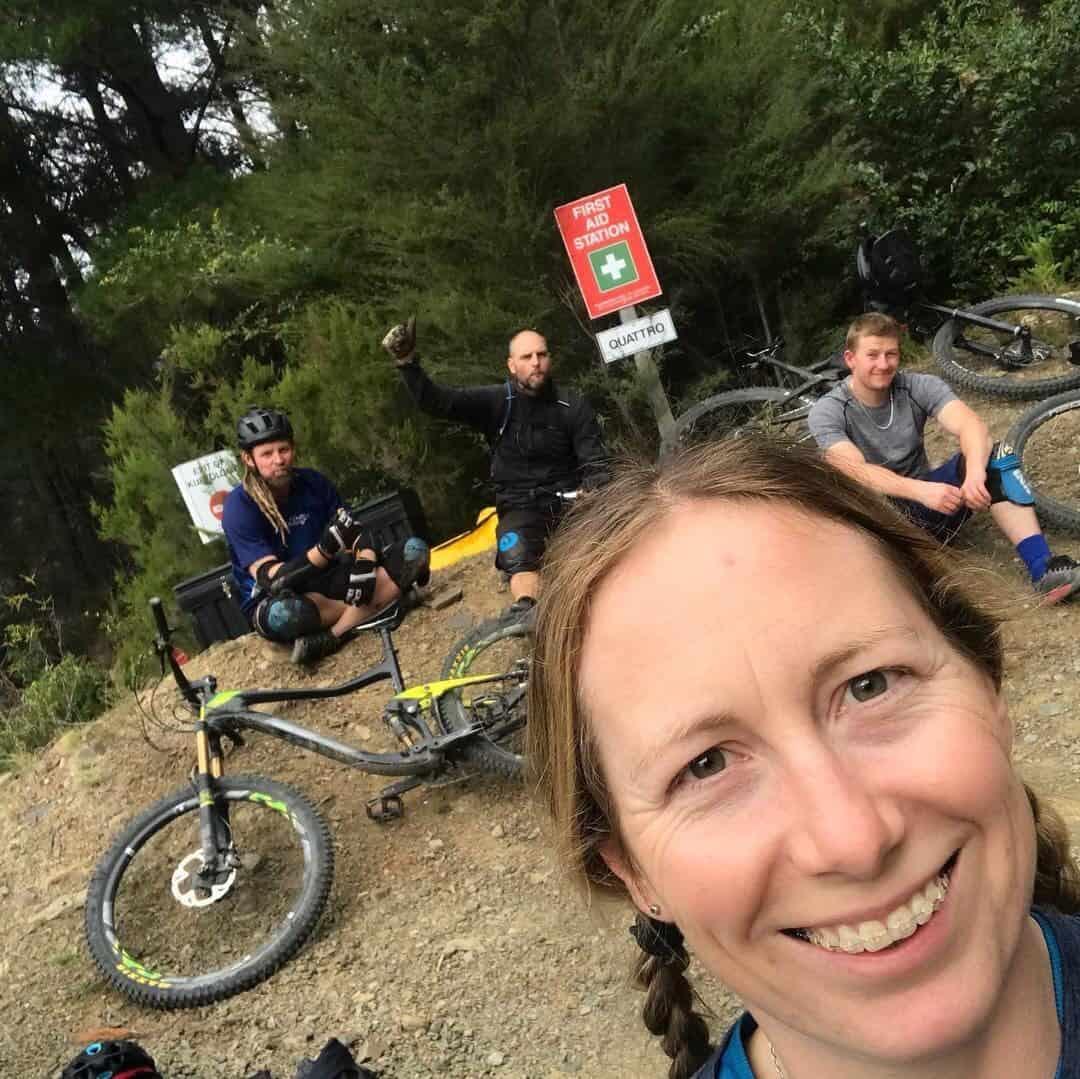 Wairoa Gorge Selfie