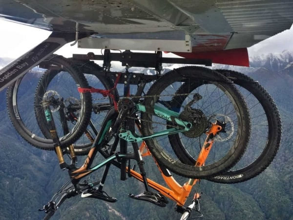 The Heaphy Mountain Bike Package